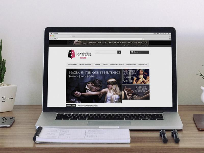diseño de páginas web madrid