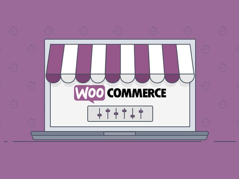 Diseño web tienda online woocommerce