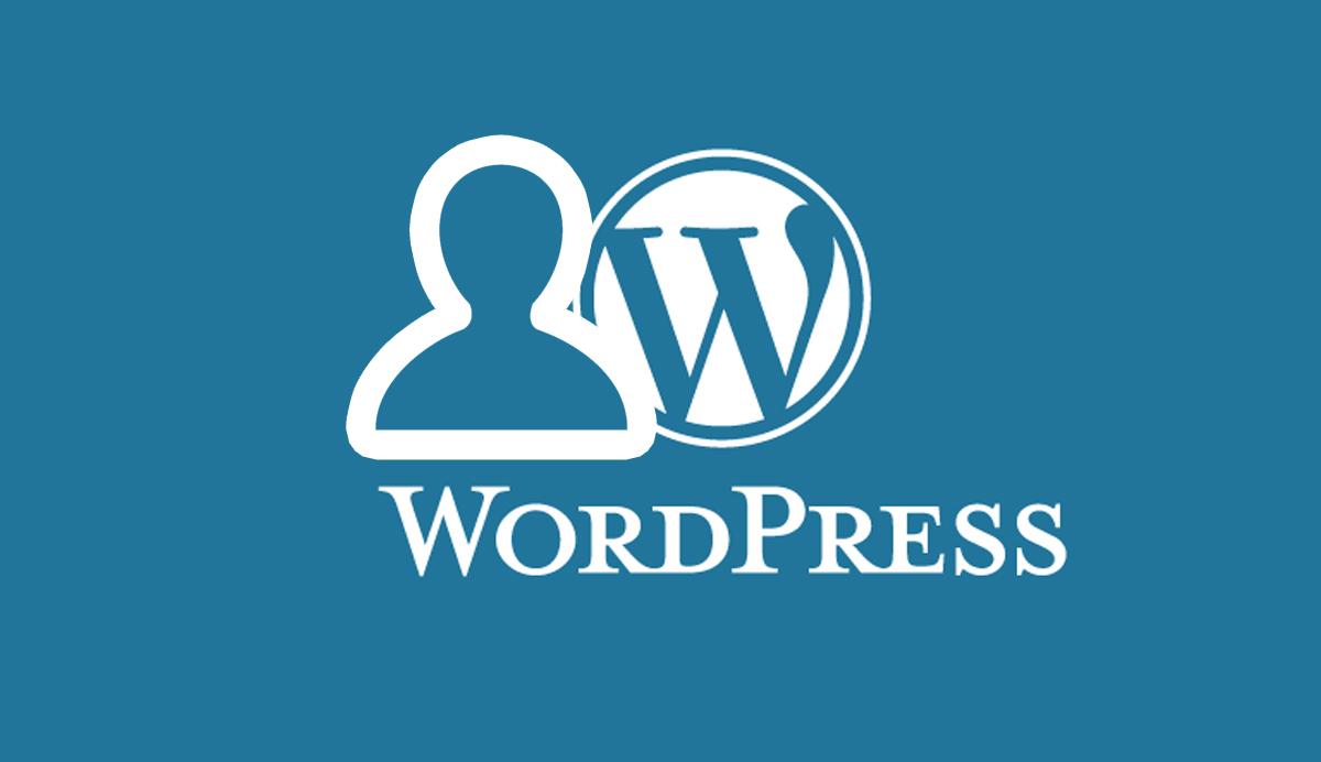 como crear un usuario en wordpress Kreitz